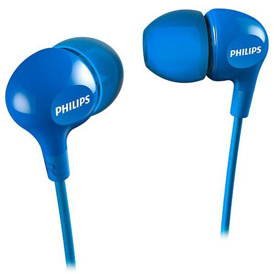 Fone de Ouvido Philips SHE-3550BL 3.5 MM - Azul