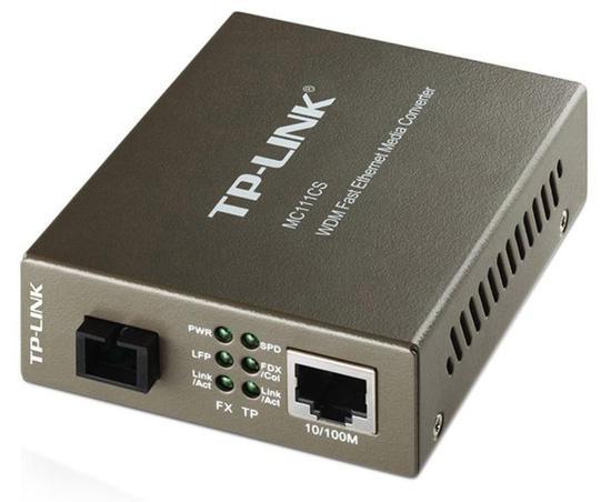 Conversor TV Digital TP-Link de Fibra MC111CS na loja Casa ...