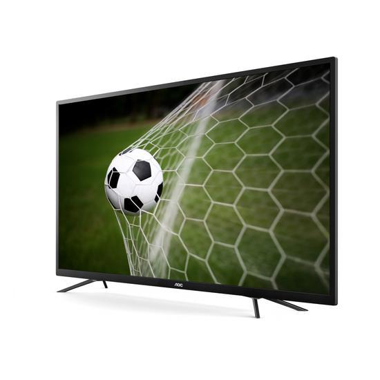 "TV LED AOC 40"" LE40M1370 Full HD/Dig/HDMI/USB"