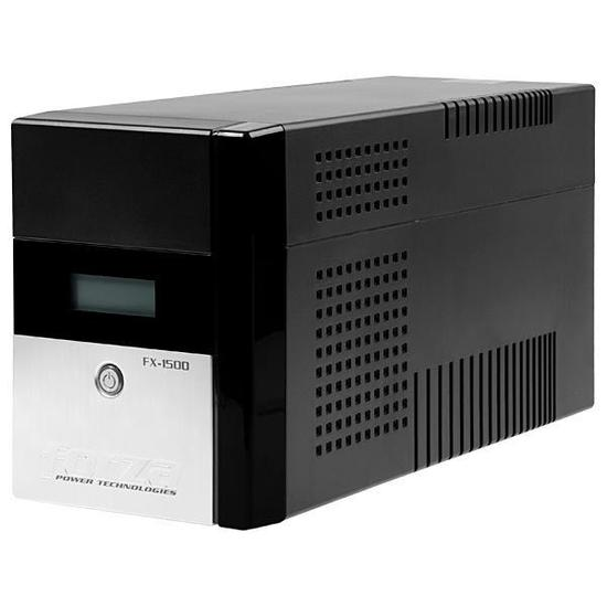 Nobreak Forza FX-1500LCD-U 1500VA de 840W com Tela LCD/Protecao Nivel 5 220V - Preto