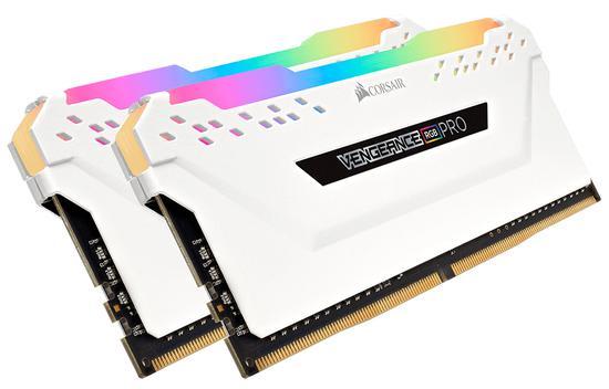 Memória DDR4 Corsair 16GB(8X2) 3200 Vengeance Pro RGB