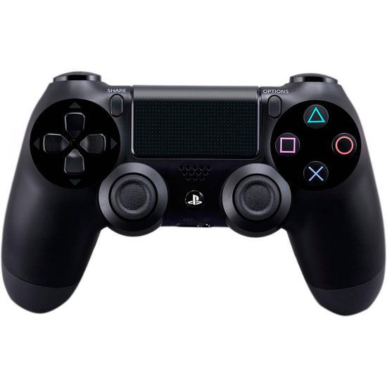 Controle PS4 Dualshock 4 Preto Reco*