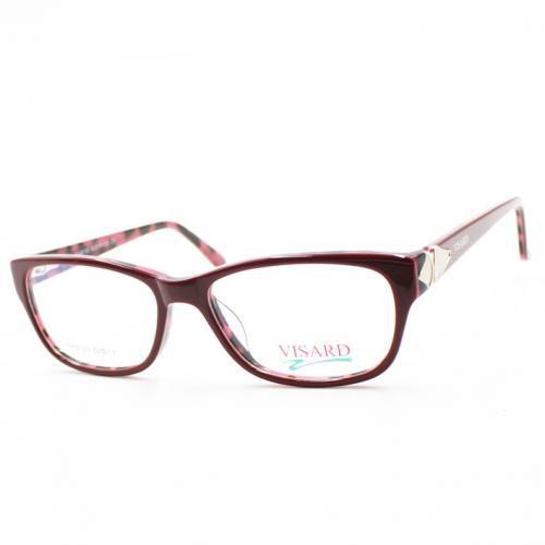 Oculos de Grau Visard Oa 8123 C3 52-17-135 - Vermelho Estampado 283a607bd4