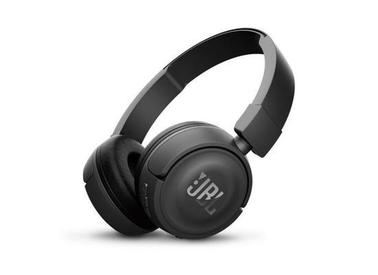 Fone de Ouvido JBL T450BT Bluetooth Preto