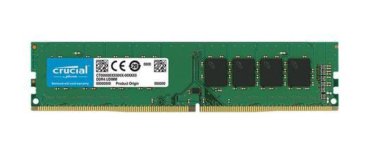 Memória Crucial DDR4 4GB 2400MHZ Udimm CT4G4DFS824A