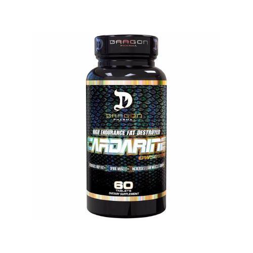 Cardarine 10MG 60 Capsulas - Dragon Pharma
