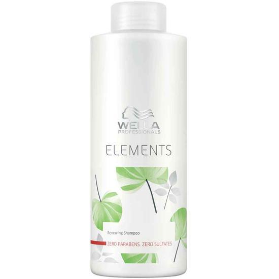 Shampoo Elements Wella Paraven Free 1L