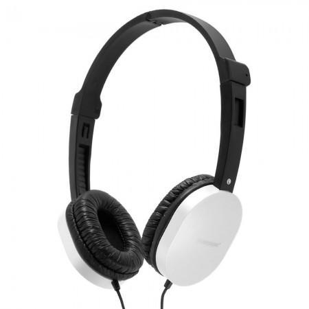 Fone de Ouvido GS-J1 com Fio - Branco