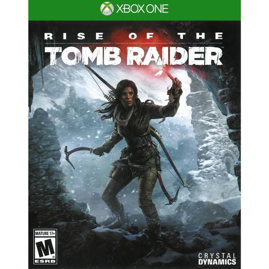 Xbone Tomb Raider The Of Rise New