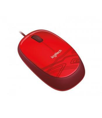Mouse USB Logit 910-002959 M105 Vermelho..................