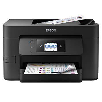 Impressora Epson WF-4720 110V