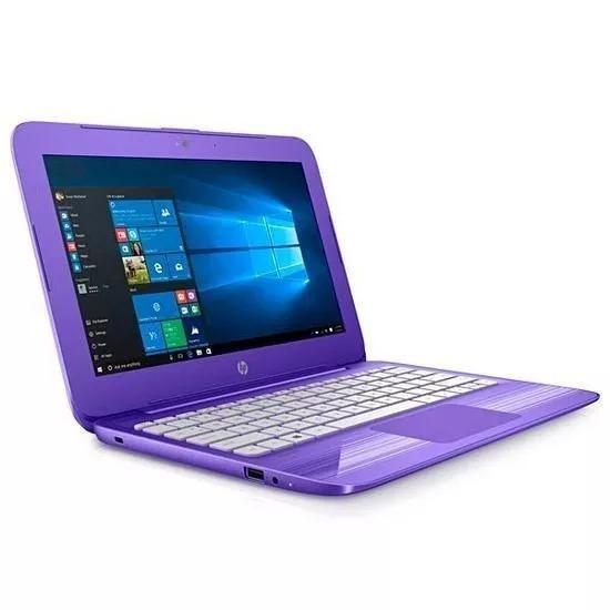 Notebook HP 11-AH113 CEL-N4000/ 4GB/ 32SD/ 11P/ W10 Roxo