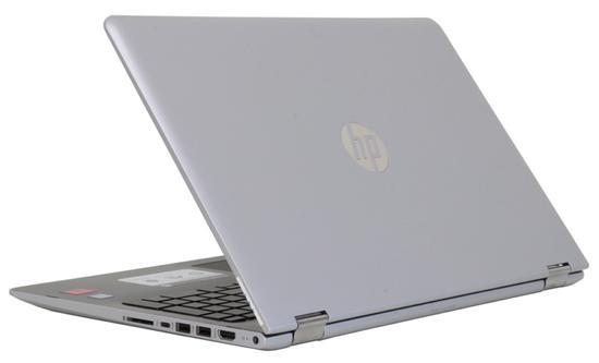 "Notebook HP 15-BR160CL Intel i7 1.8GHZ/ 16GB/ 1TB/ Radeon 530 2GB/ 15.6"" Touch FHD/ W10"