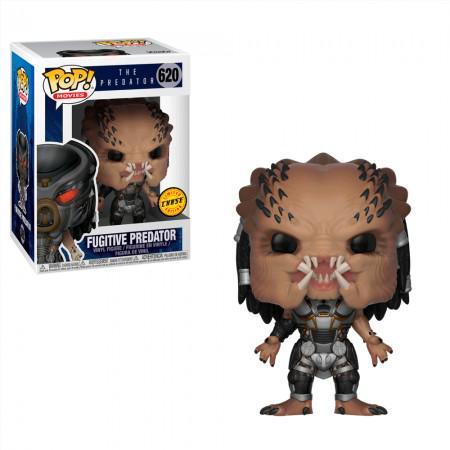 Boneco Funko Pop Chase - The Predator Fugitive Predator 620