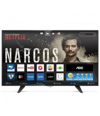 """TV LED 43"""" AOC LE43S5970 Smart/Wifi/USB/FHD"""
