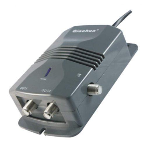 Amplificador de TV Digital A-NT63 Satellite