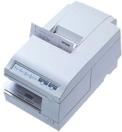 Impressora 40 Col Epson TM-U375 Paralela (Cheques-Recibos)