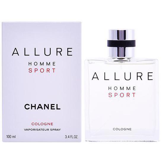 3568adfc8ba Perfume Chanel Allure Homme Sport Colonia Masculino 100ML na loja ...