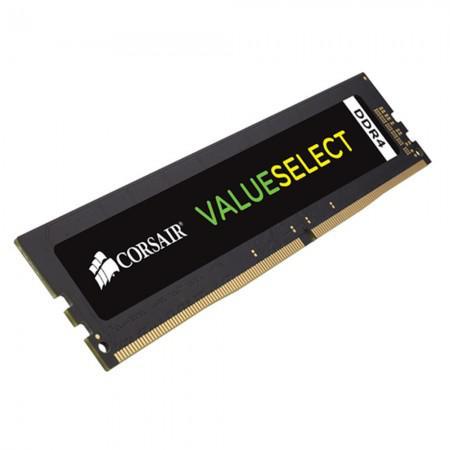 Memória Corsair Valueselect 8GB DDR4 2666 1X8GB CMV8GX4M1A2666C18
