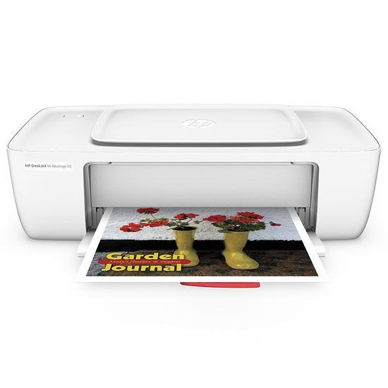 Impressora HP Deskjet 1115 Bivolt *Sem Cabo PC* Branco