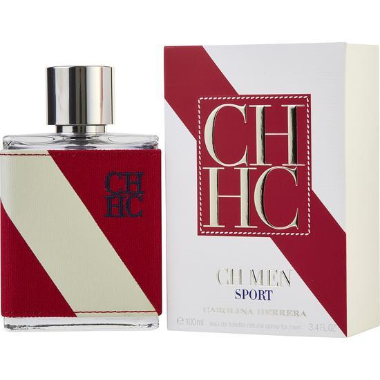 Perfume Carolina Herrera Sport Men Eau de Toilette Spray 3.4 Oz f969f45465
