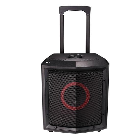 Caixa de Som LG Xboom com Rodas / Bluetooth/ 50W/ USB/ Bateria/ FM LGFH2