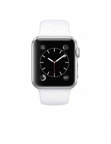 07913ea24a5 Apple Watch Sport 42MM MJ3N2LL A Branco