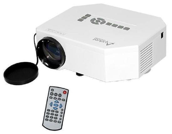Projetor Audisat LED AU-30 153600 RGB