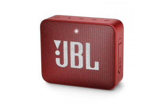 Caixa de Som de Som JBL Go 2 - Bluetooth/USB - Vermelho
