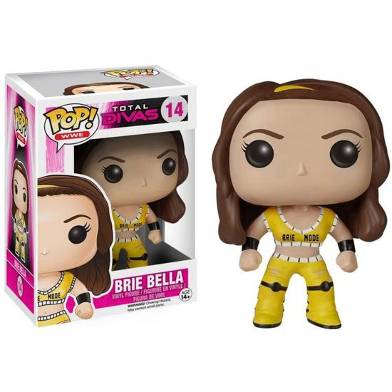 Boneco Pop Wwe Diva Brie Bella 14
