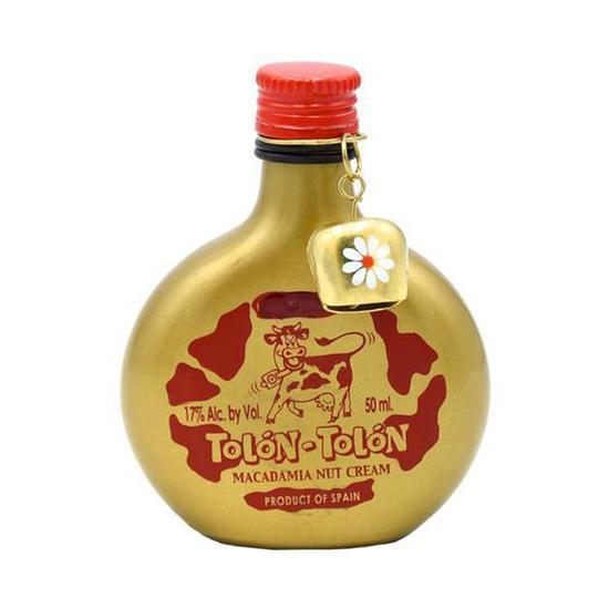 Licor Tolon Tolon Macadamia Cream 50ML