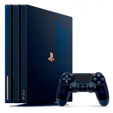 Console Sony Playstation 4 Pro 2TB 500 Million Limited Edition