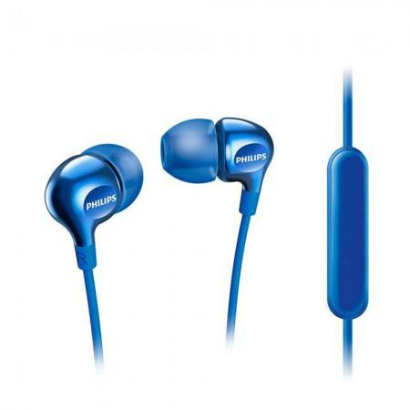 Fone de Ouvido Philips SHE-3705BL 20MM Azul
