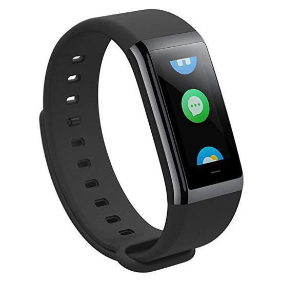 b63754ce6ce Relogio Smartwatch Xiaomi Amazfit A1702 - Bluetooth GPS Wifi - Preto ...