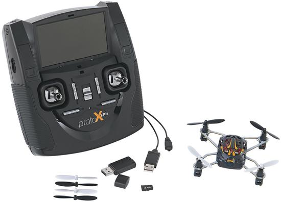 Estes Proto X FPV HD Quadcopter ESTE4716