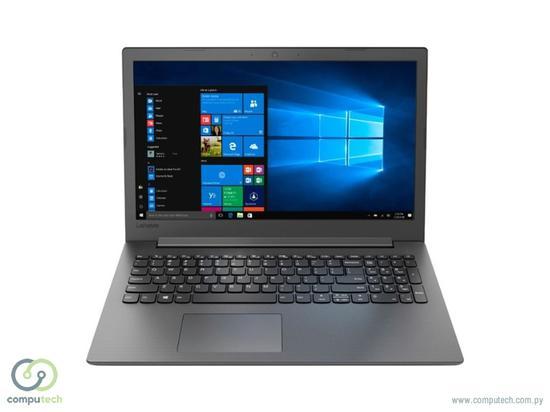 "Notebook Lenovo 130-15AST AMD A6-9225-2.6GHZ/4GB/500GB/15.6"""