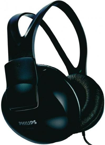 Fone Philips HP-1900 Cabo 2M p/PC/TV