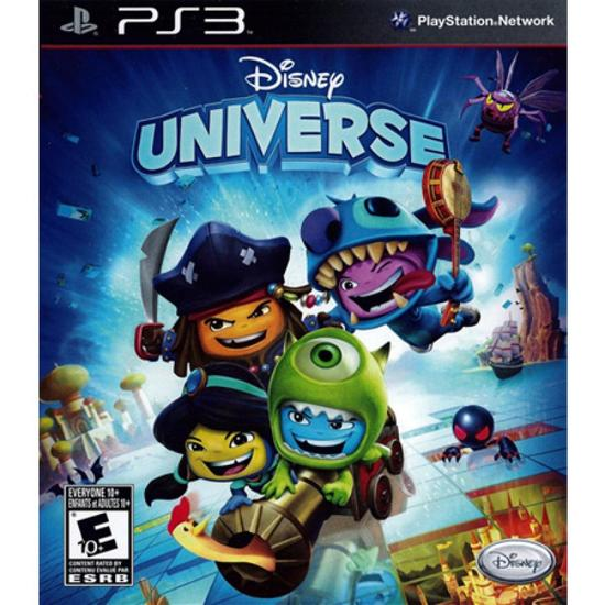 Disney Games For Ps3 : Game ps disney universe blus na loja nave shop no