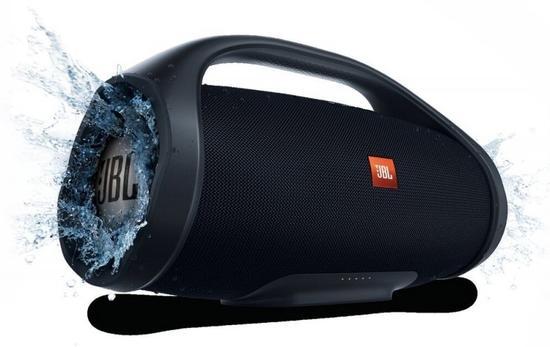 Caixa de Som JBL Boombox Black na loja Matrix.com no Paraguai ... 7c833700a0