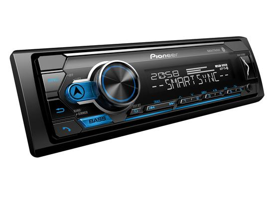 CD Player Automotivo Pioneer MVH-S315BT com USB - Preto