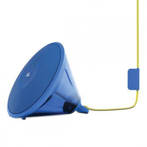 Aparelho de Som Portatil com Bluetooth JBL Spark - Azul