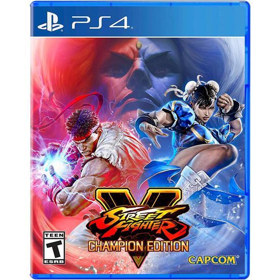 Jogo para Playstation 4 Capcom Street Fighter 5 Champion Edition