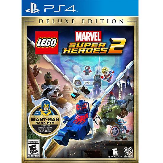 Jogo para Playstation 4 TT Games Lego Super Heroes 2 Deluxe