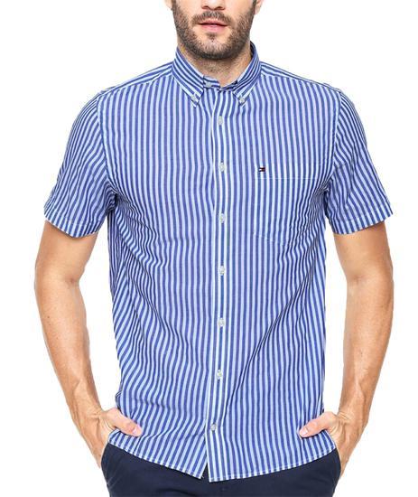 Camisa Tommy Hilfiger MW0MW06506 902 - Masculina