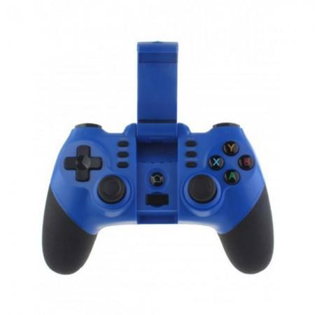 Controle para Celular Pad ZM-X6 com Bluetooth para Ios e Android - Azul