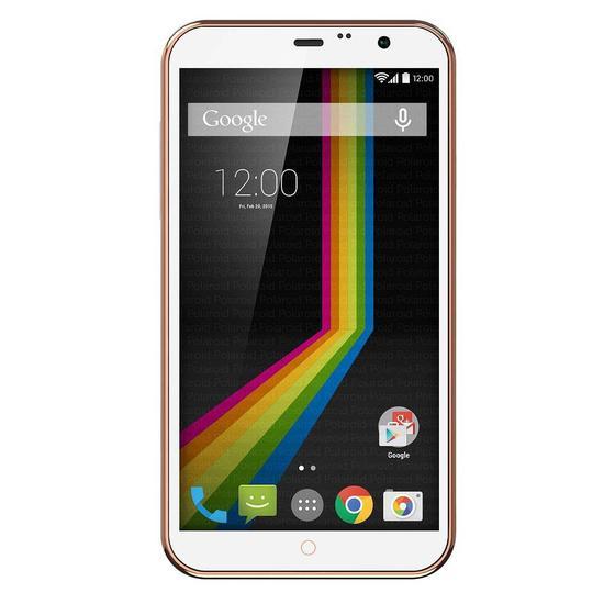 "Smartphone Polaroid Link A6 6"" 8GB 1GB Ram 4G Lte Dual Branco"