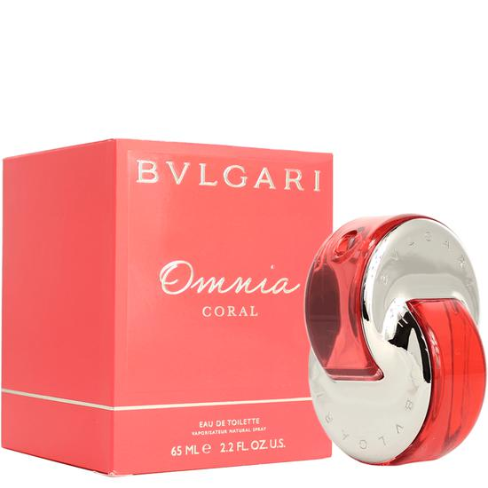 Perfume Bvlgari Omnia Coral Feminino 65 ML