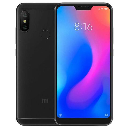 "Smartphone Xiaomi Mi A2 Lite 5.84"" 64GB 4GB Ram Dual 4G Lte Preto (BR/PY/Uy/Arg)"