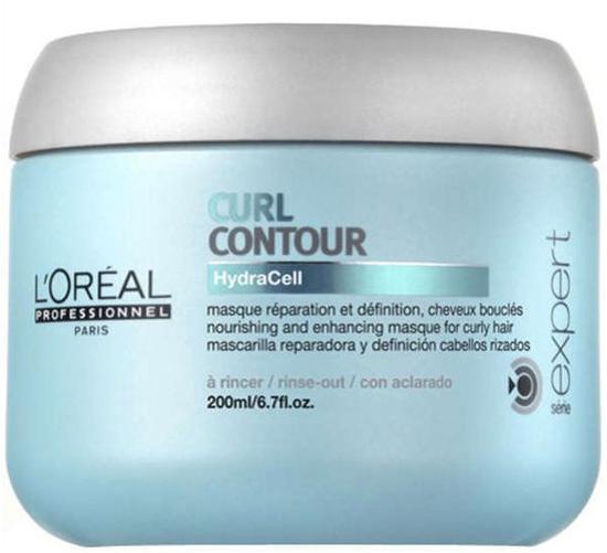 Mascara para Cabelo L'Oreal Serie Exprert Curl Contour Hydra Cell - 200ML