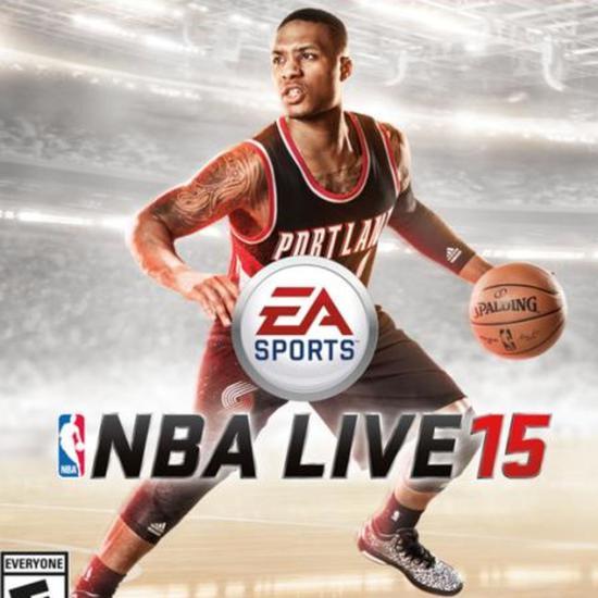 Jogo Nba Live 15 PS4
